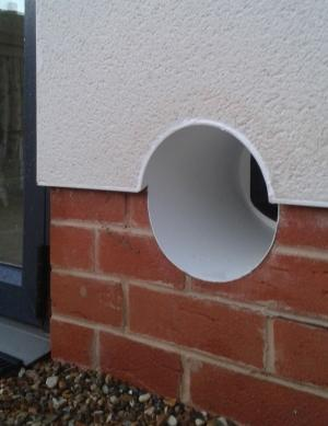 Cat Flap Fitting Service